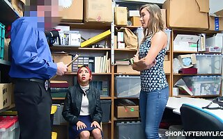Sexy mommy Christy Reverence gets punished allure for her stepdaughter