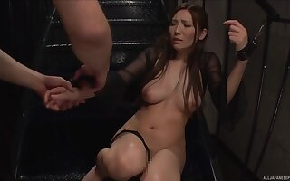 Horny Asian Yuna Shiina can't wait to feel sex toy deep in her pussy