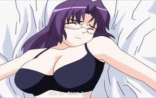 Big Tits Asian Girl Blowjob Cartoon Sex Scene Uncensored.