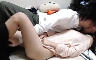 Exotic Webcam video with Big Tits, Asian scenes