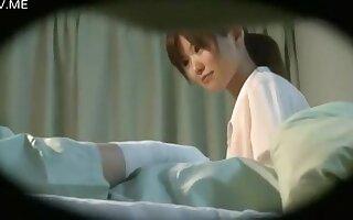The Av Actress Cha Is A Nurse In Hospitals